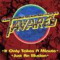 Album It only takes a minute  /just an illusion de Tavares