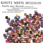 Album Konitz meets mulligan de Lee Konitz