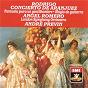 Album Concierto de aranjuez/fantasia/elogio de guitarra de Angel Romero