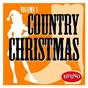 Compilation Country christmas volume 1 avec Randy Travis / Neal Mccoy / Dwight Yoakam / Chad Brock / Holly Dunn