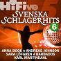Compilation Hi-five: svenska schlagerhits 6 avec Anna Book / Andréas Johnson / Karl Martindahl / Sara Löfgren / Barbados