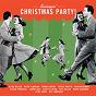 Compilation Swingin' christmas party avec Johnny Ryan / Glenn Miller / Tex Beneke / The Modernaires / Ralph Flanagan & His Orchestra...