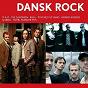 Compilation Dansk rock avec D:a:D / The Sandmen / Baal / Mindcall / Psyched Up Janis...