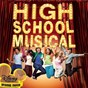 Compilation High school musical original soundtrack (french version) avec Vanessa Hudgens / Sofiane / B5