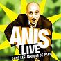 Album Live dans les jardins de paris - ep de Anis