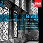 Album Bach: keyboard concertos - french suite no.5 de Andrei Gavrilov