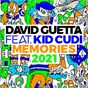 Album Memories (feat. Kid Cudi) de David Guetta