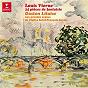 Album Vierne: 24 Pièces de fantaisie (Aux grandes orgues de l'église Saint-François-Xavier de Paris) de Gaston Litaize / Louis Vierne