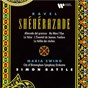 Album Ravel: Shéhérazade, Ma mère l'Oye & La valse de Sir Simon Rattle / Maurice Ravel
