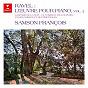 Album Ravel: l'œuvre pour piano, vol. 2. gaspard de la nuit, le tombeau de couperin, valses nobles et sentimentales de Samson François
