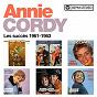 Album Les succès 1961-1963 de Annie Cordy