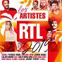 Compilation Les artistes RTL 2019 avec Jérémy Frérot / Angèle / Redbone / Calogero / Trois Cafés Gourmands...