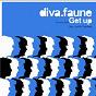 Album Get up (feat. justin courbon) de Diva Faune