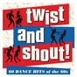 Compilation Twist and shout avec The Toys / The Supremes / Sam & Dave / Aretha Franklin / The Monkees...