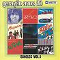 Compilation Geração anos 80 avec Magazine / Lulu Santos / Brylho / Kid Abelha E Os Abóboras Selvagens / Kid Abelha...