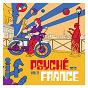 Compilation Psyché france 70's, vol. 2 avec Jean Pierre Castelain / Présence / Marie Blanche Vergne / Pachacamac / Denis Pépin...