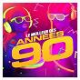Compilation Le meilleur des années 90 avec Alliance Ethnik / Vinia Mojica / Coolio / L V / Gala...