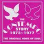 Compilation The Contempo Story 1973-1977: The Original Home Of Soul avec Sam & Dave / Major Lance / Jimmy Thomas / Ultrafunk / J J Barnes...