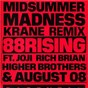 Album Midsummer madness (feat. joji, rich brian, higher brothers & august 08) de 88rising