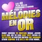 Compilation Mélodies en or avec Dinah Washington / The Scorpions / Barry White / Johnny Hallyday / Florent Pagny...