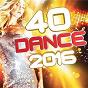 Compilation 40 dance 2016 avec Mico C / Justin Bieber / Madcon / Ray Dalton / DJ Snake...