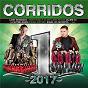 Compilation Corridos #1's 2017 avec Banda Carnaval / Enigma Norteuo / La Séptima Banda / Calibre 50 / Banda Los Recoditos