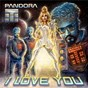 Album I Love You de Pandora / Teflon Brothers