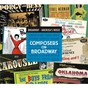 Compilation Composers on broadway avec Barbara Cook / The London Festival Orchestra / Ethel Merman / Gordon Jenkins & His Orchestra / Ray Middleton...