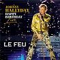 Album Le feu (live) de Johnny Hallyday