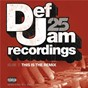 Compilation Def jam 25, vol. 12 - this is the remix (explicit version) avec DJ Clue / Ne Yo / Kanye West / Memphis Bleek / Jay-Z...