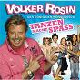 Album Tanzen macht spaß de Volker Rosin