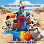 Compilation Rio: music from the motion picture (international version) avec Jamie Foxx / Jesse Eisenberg / Anne Hathaway / George Lopez / Will.I.Am...
