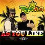 Album As You Like de Typik' Hall