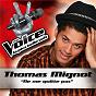 Album Ne me quitte pas - the voice : la plus belle voix de Thomas Mignot