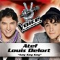 Album Say say say - the voice : la plus belle voix de Atef / Louis Delort