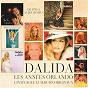 Album L'intégrale des enregistrements orlando de Dalida