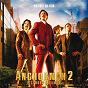 Compilation Anchorman 2 légendes vivantes ? musique du film avec Robin Thicke / Ron Burgundy / Christopher Cross / John Waite / Brian Fantana...