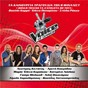 Album The Voice Of Greece de Maria Elena Kyriakou / Lefteris Kintatos / Areti Kosmidou / Katerina Lioliou / Yuri Melikov...