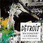 Album Droit dans le soleil (live) de Détroit