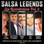 Compilation Salsa legends (los románticos vol.2) avec Tony Vega / Cheo Feliciano