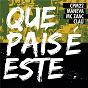 Album Que país é este de CPM 22 / Maneva / MC Zaac