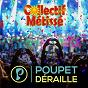 Album Poupet déraille de Collectif Métissé
