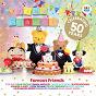 Album Famous friends: celebrating 50 years of play school de Play School