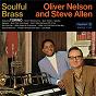 Album Soulful brass de Steve Allen / Oliver Nelson