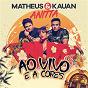 Album Ao vivo e a cores de Matheus & Kauan / Anitta
