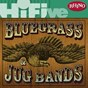 Compilation Rhino hi-five: bluegrass and jug bands avec The Holy Modal Rounders / Eric Weissberg / Deliverance / Kershaw Doug / Jim Kweskin...