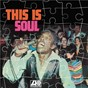 Compilation This is soul avec Soul Brothers Six / Wilson Pickett / Carla Thomas / Arthur Conley / Percy Sledge...