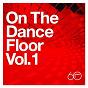 Compilation Atlantic 60th: On The Dance Floor Vol. 1 avec Slave / Herbie Mann / The Trammps / Sister Sledge / Kleeer...