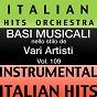 Album Basi musicale nello stilo dei vari artisti (instrumental karaoke tracks) vol. 109 de Italian Hitmakers