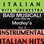 Album Basi musicale nello stilo dei medleys (instrumental karaoke tracks) vol. 3 de Italian Hitmakers